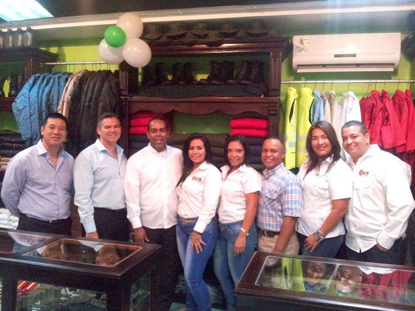 Inauguración tienda Maracay
