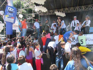 Reinauguración complejo deportivo Plaza Venezuela
