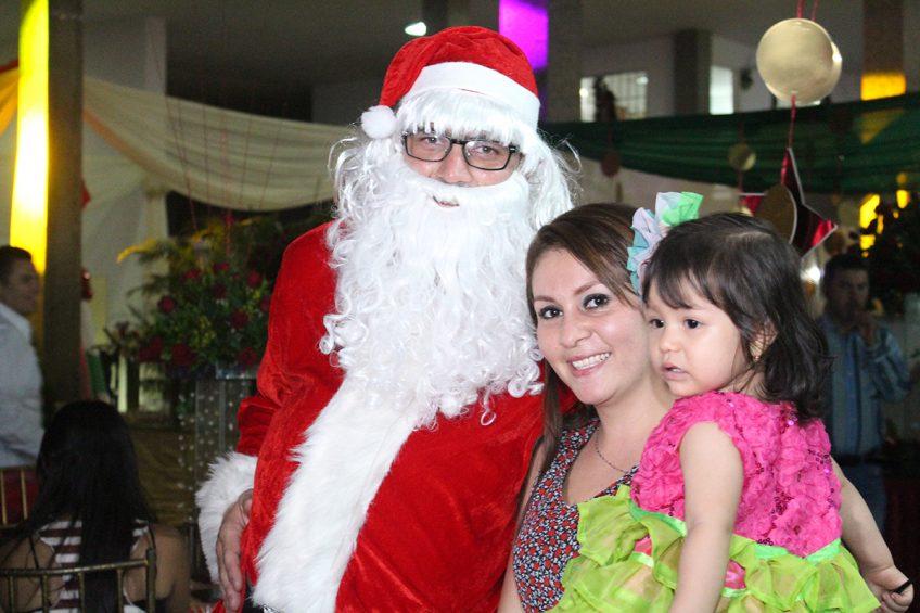 Celebración navideña 2015