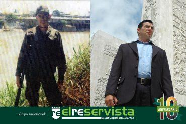 """10°Aniversario de """"El Reservista"""""""